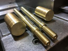 Brass Hammer Parts